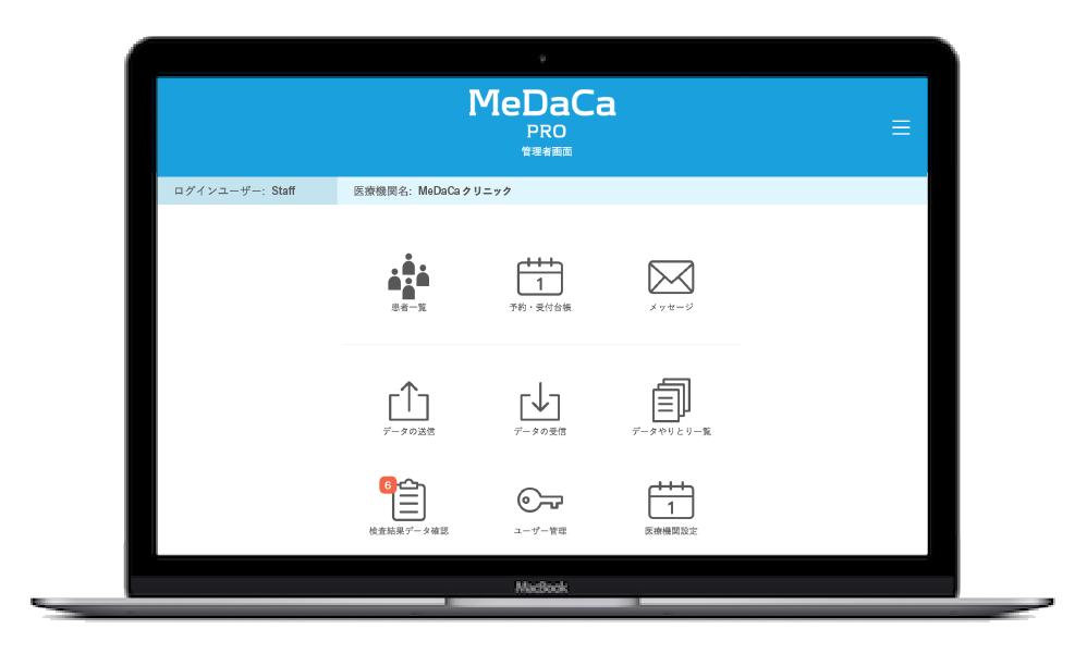medacapro TOPページイメージ
